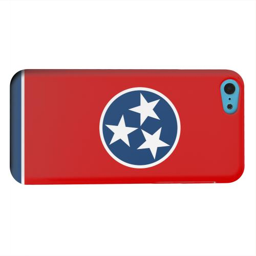 Geeks Designer Line (GDL) Apple iPhone 5C Matte Hard Back Cover - Tennessee