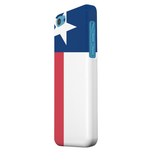 Geeks Designer Line (GDL) Apple iPhone 5C Matte Hard Back Cover - Texas
