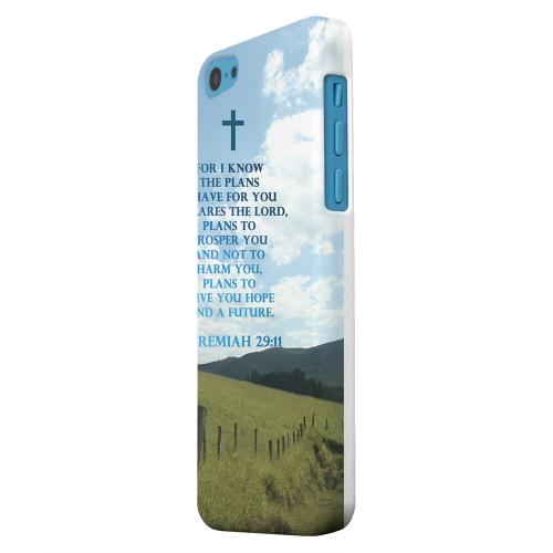 Geeks Designer Line (GDL) Apple iPhone 5C Matte Hard Back Cover - Jeremiah 29:11