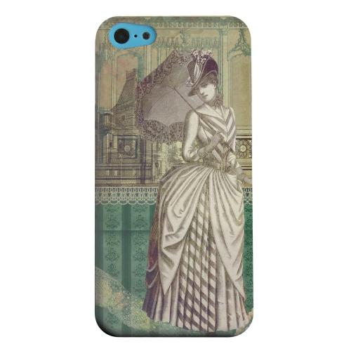 Geeks Designer Line (GDL) Apple iPhone 5C Matte Hard Back Cover - Southern Belle