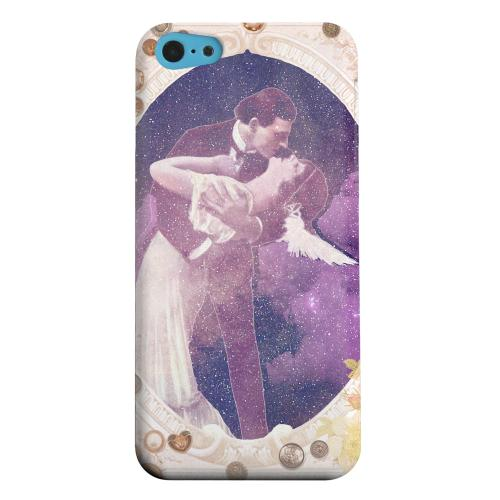 Geeks Designer Line (GDL) Apple iPhone 5C Matte Hard Back Cover - A Midsummer Night Swoon