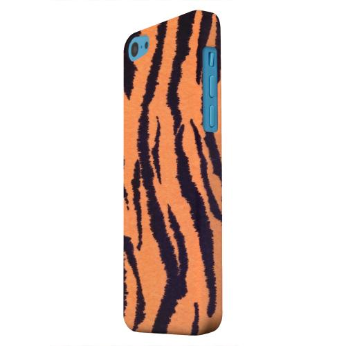 Geeks Designer Line (GDL) Apple iPhone 5C Matte Hard Back Cover - Tiger Print