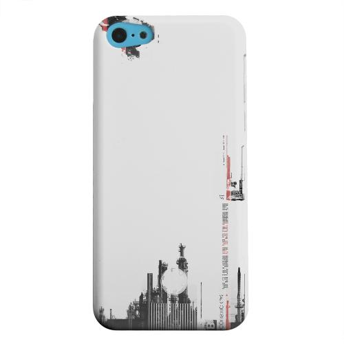 Geeks Designer Line (GDL) Apple iPhone 5C Matte Hard Back Cover - Factory B
