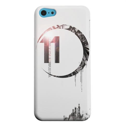 Geeks Designer Line (GDL) Apple iPhone 5C Matte Hard Back Cover - Moon 11