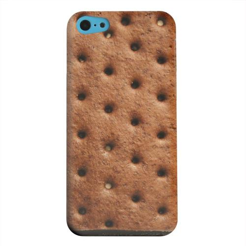 Geeks Designer Line (GDL) Apple iPhone 5C Matte Hard Back Cover - Ice Cream Sandwich