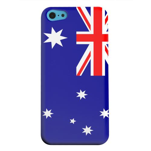 Geeks Designer Line (GDL) Apple iPhone 5C Matte Hard Back Cover - Australia