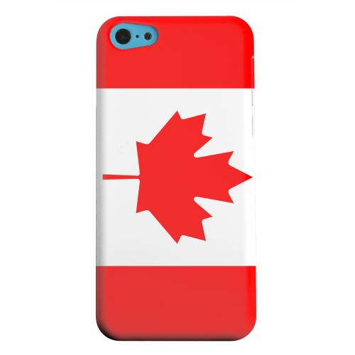 Geeks Designer Line (GDL) Apple iPhone 5C Matte Hard Back Cover - Canada
