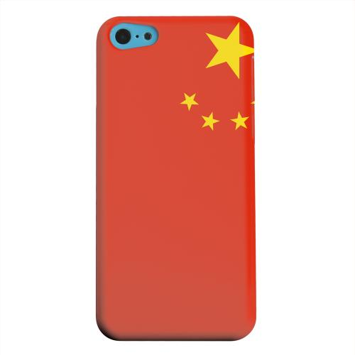 Geeks Designer Line (GDL) Apple iPhone 5C Matte Hard Back Cover - China