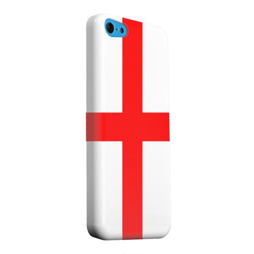 Geeks Designer Line (GDL) Apple iPhone 5C Matte Hard Back Cover - England