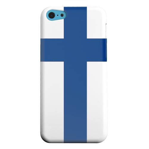 Geeks Designer Line (GDL) Apple iPhone 5C Matte Hard Back Cover - Finland