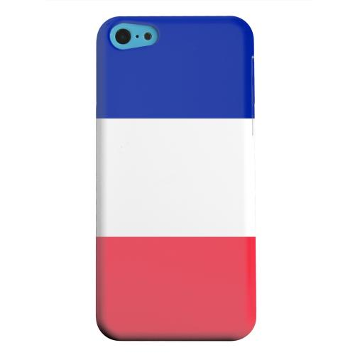 Geeks Designer Line (GDL) Apple iPhone 5C Matte Hard Back Cover - France