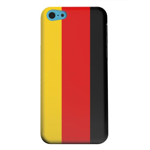 Geeks Designer Line (GDL) Apple iPhone 5C Matte Hard Back Cover - Germany