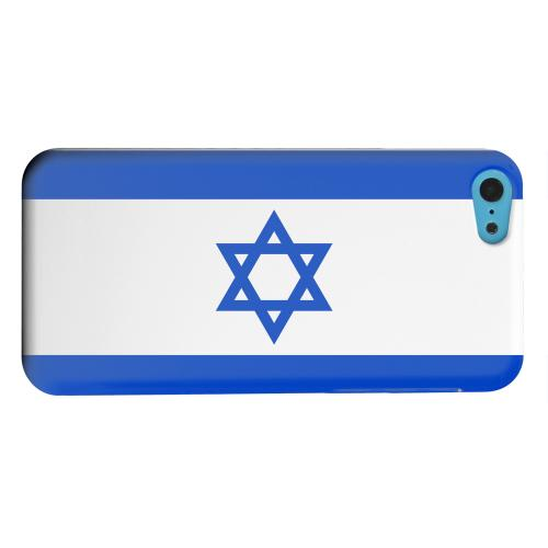 Geeks Designer Line (GDL) Apple iPhone 5C Matte Hard Back Cover - Israel