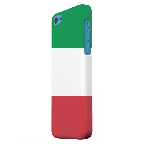 Geeks Designer Line (GDL) Apple iPhone 5C Matte Hard Back Cover - Italy
