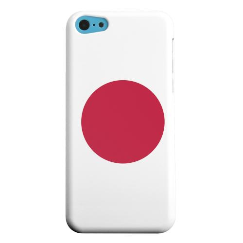 Geeks Designer Line (GDL) Apple iPhone 5C Matte Hard Back Cover - Japan