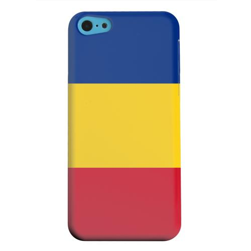 Geeks Designer Line (GDL) Apple iPhone 5C Matte Hard Back Cover - Romania