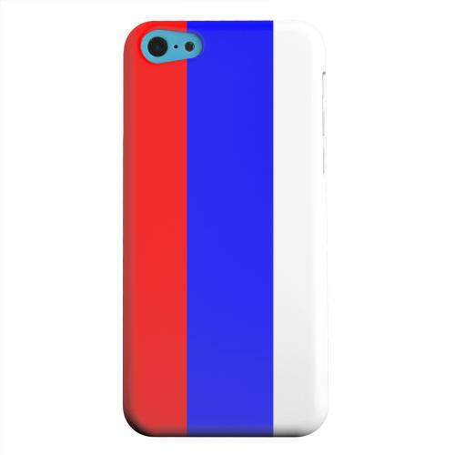 Geeks Designer Line (GDL) Apple iPhone 5C Matte Hard Back Cover - Russia