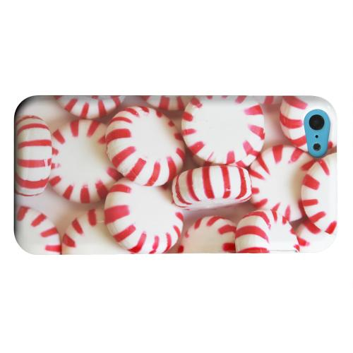 Geeks Designer Line (GDL) Apple iPhone 5C Matte Hard Back Cover - Peppermints