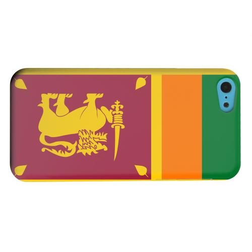 Geeks Designer Line (GDL) Apple iPhone 5C Matte Hard Back Cover - Sri Lanka