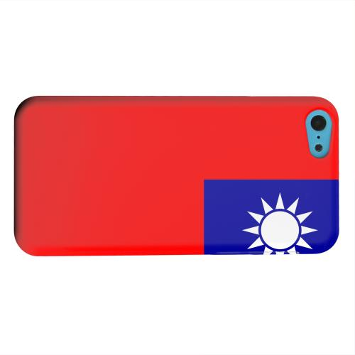 Geeks Designer Line (GDL) Apple iPhone 5C Matte Hard Back Cover - Taiwan