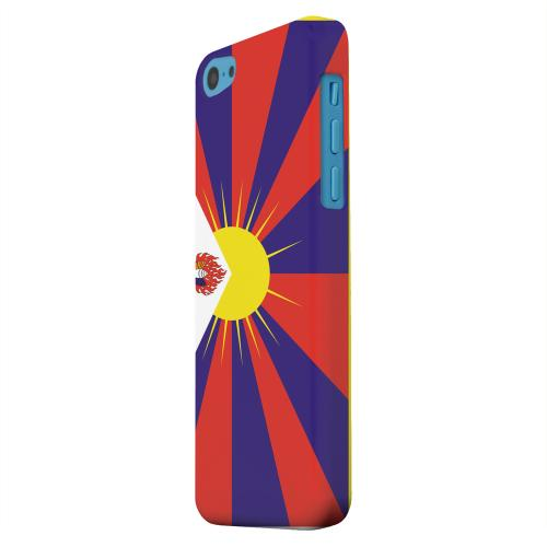 Geeks Designer Line (GDL) Apple iPhone 5C Matte Hard Back Cover - Tibet