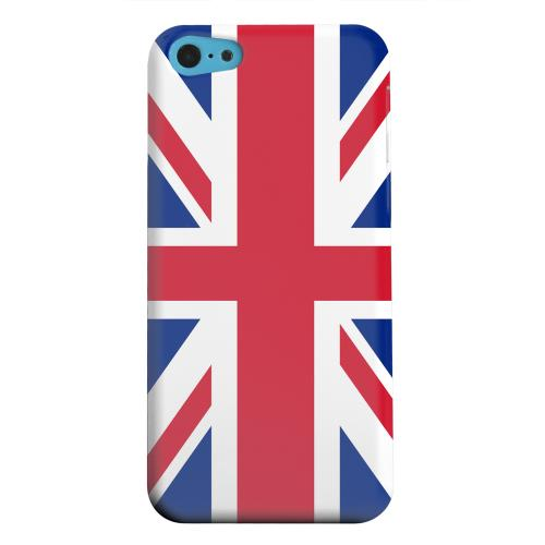 Geeks Designer Line (GDL) Apple iPhone 5C Matte Hard Back Cover - United Kingdom
