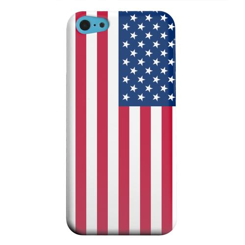 Geeks Designer Line (GDL) Apple iPhone 5C Matte Hard Back Cover - United States