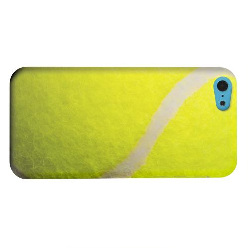 Geeks Designer Line (GDL) Apple iPhone 5C Matte Hard Back Cover - Tennis Ball