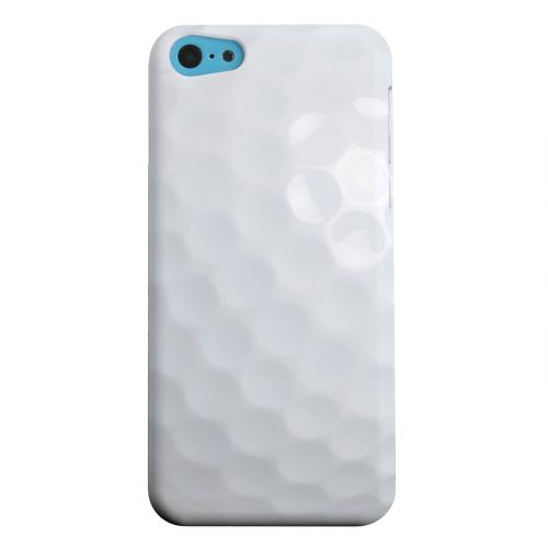 Geeks Designer Line (GDL) Apple iPhone 5C Matte Hard Back Cover - Golf Ball