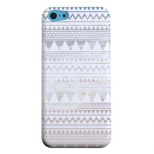 Geeks Designer Line (GDL) Apple iPhone 5C Matte Hard Back Cover - Beach Pattern