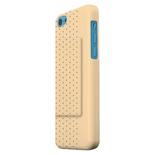 Geeks Designer Line (GDL) Apple iPhone 5C Matte Hard Back Cover - Bandaid