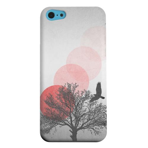 Geeks Designer Line (GDL) Apple iPhone 5C Matte Hard Back Cover - Sunset Fade