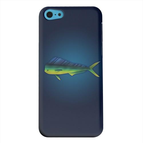 Geeks Designer Line (GDL) Apple iPhone 5C Matte Hard Back Cover - Mahi Mahi