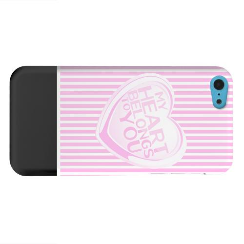 Geeks Designer Line (GDL) Apple iPhone 5C Matte Hard Back Cover - My Heart