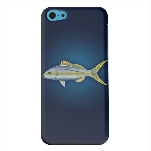 Geeks Designer Line (GDL) Apple iPhone 5C Matte Hard Back Cover - Yellowtail