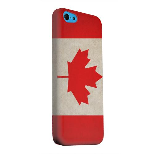 Geeks Designer Line (GDL) Apple iPhone 5C Matte Hard Back Cover - Grunge Canada
