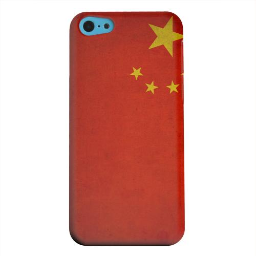 Geeks Designer Line (GDL) Apple iPhone 5C Matte Hard Back Cover - Grunge China