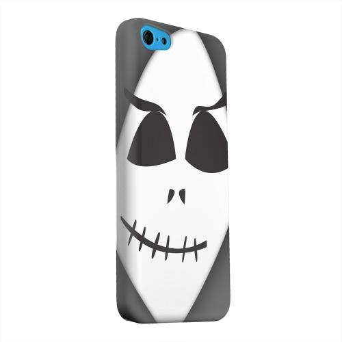 Geeks Designer Line (GDL) Apple iPhone 5C Matte Hard Back Cover - Grinning Grim Reaper