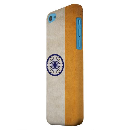 Geeks Designer Line (GDL) Apple iPhone 5C Matte Hard Back Cover - Grunge India
