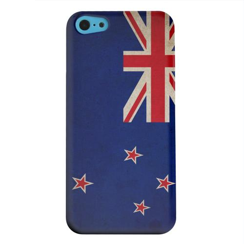 Geeks Designer Line (GDL) Apple iPhone 5C Matte Hard Back Cover - Grunge New Zealand