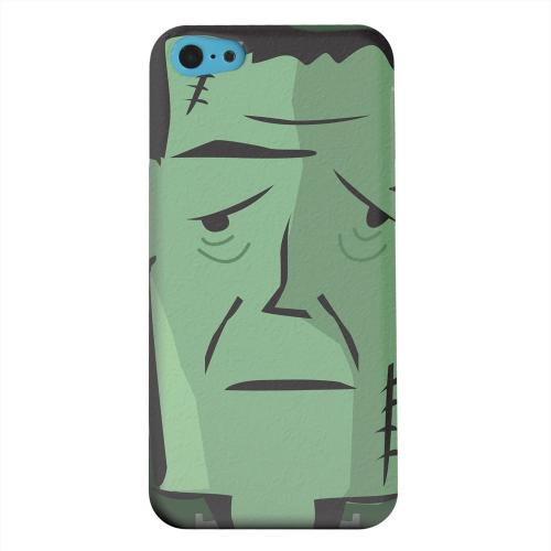 Geeks Designer Line (GDL) Apple iPhone 5C Matte Hard Back Cover - Lonely Frankenstein