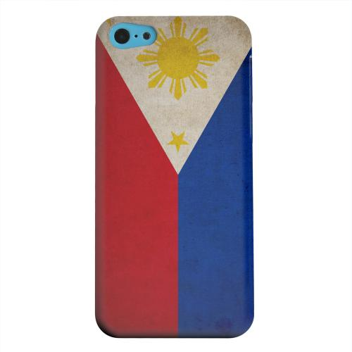 Geeks Designer Line (GDL) Apple iPhone 5C Matte Hard Back Cover - Grunge Philippines