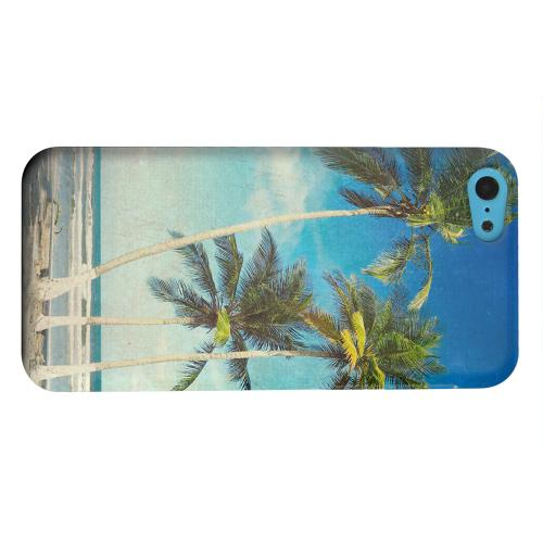 Geeks Designer Line (GDL) Apple iPhone 5C Matte Hard Back Cover - Coconut