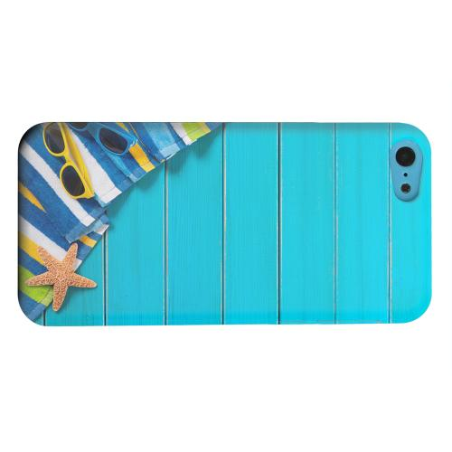 Geeks Designer Line (GDL) Apple iPhone 5C Matte Hard Back Cover - Decked Out