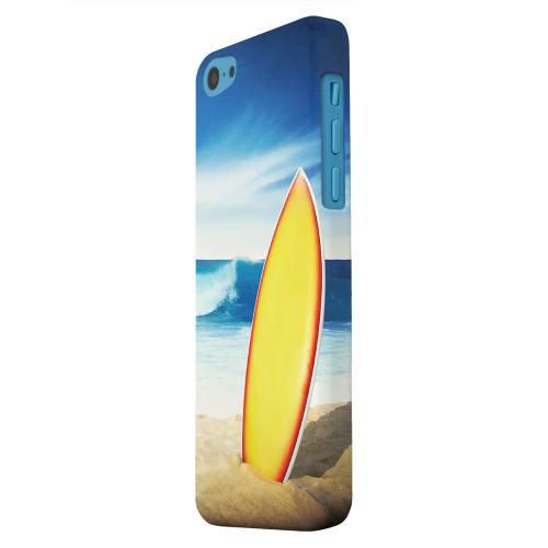Geeks Designer Line (GDL) Apple iPhone 5C Matte Hard Back Cover - Surfland