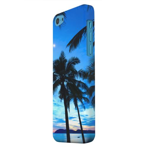 Geeks Designer Line (GDL) Apple iPhone 5C Matte Hard Back Cover - Tropical Sunset
