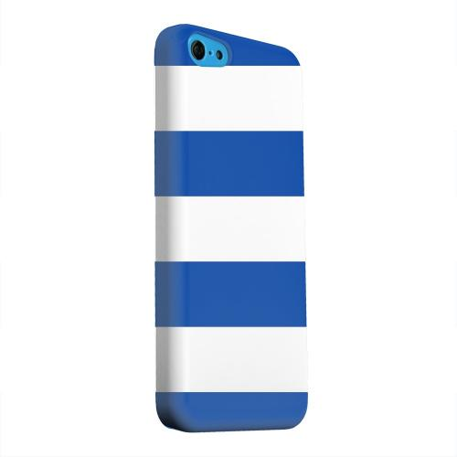 Geeks Designer Line (GDL) Apple iPhone 5C Matte Hard Back Cover - Big Blue