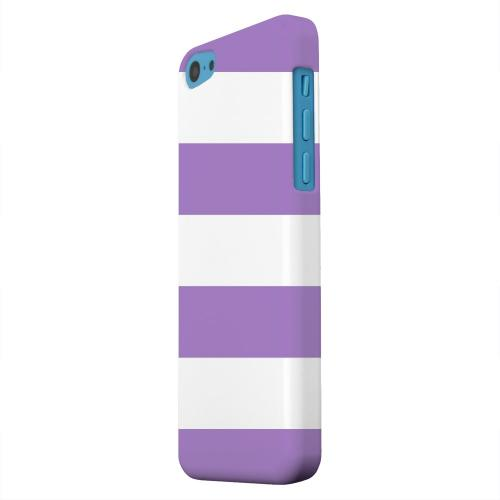 Geeks Designer Line (GDL) Apple iPhone 5C Matte Hard Back Cover - Big Purple