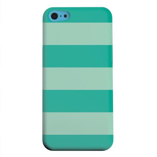 Geeks Designer Line (GDL) Apple iPhone 5C Matte Hard Back Cover - Emerald Grayed Jade