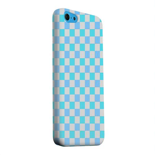Geeks Designer Line (GDL) Apple iPhone 5C Matte Hard Back Cover - Blue Electric